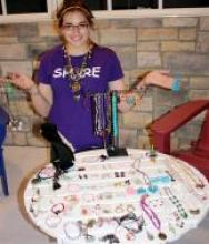 """Volunteer Rae fundraised for """"SHARE in Africa"""" to support girls education in Tanzania"""