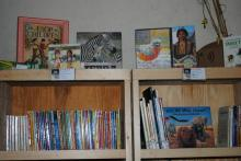 """""""SHARE in Africa"""" has donated school supplies to the new library in Malawi"""