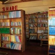 """""""SHARE in Africa"""" built its first library for girls education in Kiteyagwa, Tanzania"""