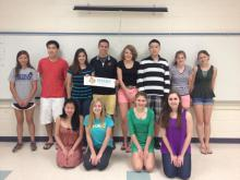 Ridge High School Club